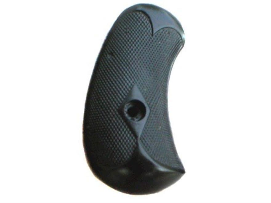 Vintage Gun Grips S&W 1 Plain Polymer Black