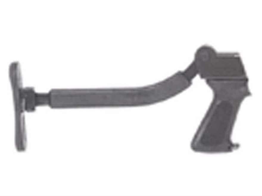 Choate Top Folding Buttstock Winchester 1200, 1300, 1400 Synthetic Black