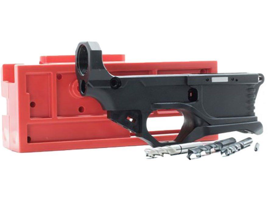 Polymer80 Rhino RL556v3 80% Lower Receiver Kit AR-15 Polymer