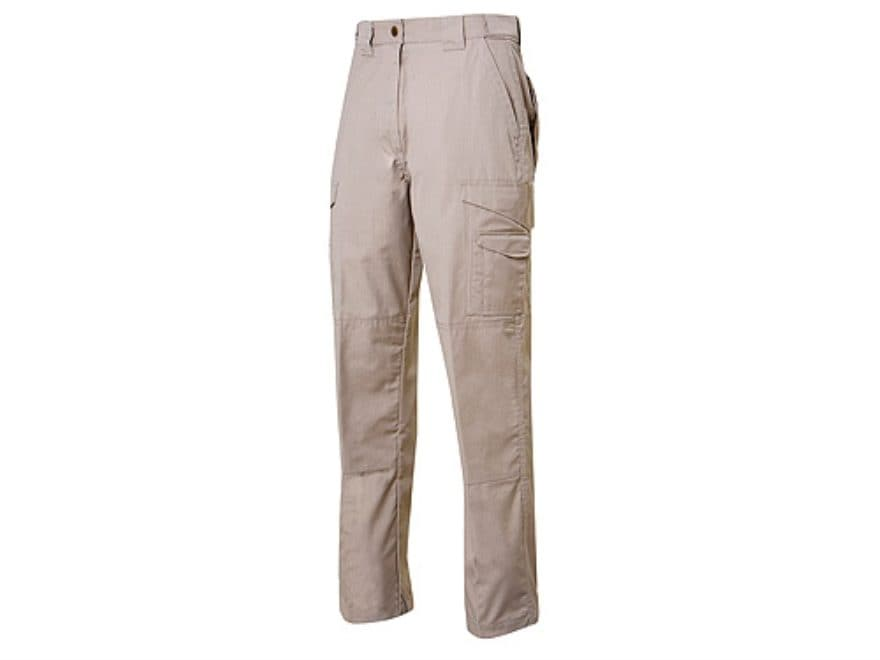 Tru-Spec Men's 24-7 Original Tactical Pants Poly/Cotton Ripstop Teflon Coated Canvas