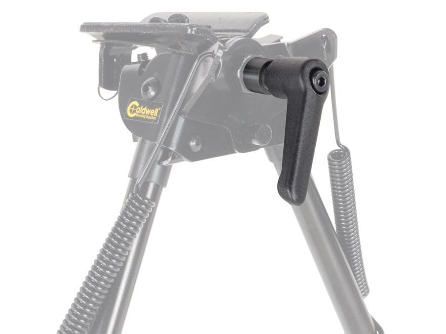 Alpha-Bravo Bipod Lock for Caldwell XLA Pivot Model Bipods Long Angled Polymer Handle