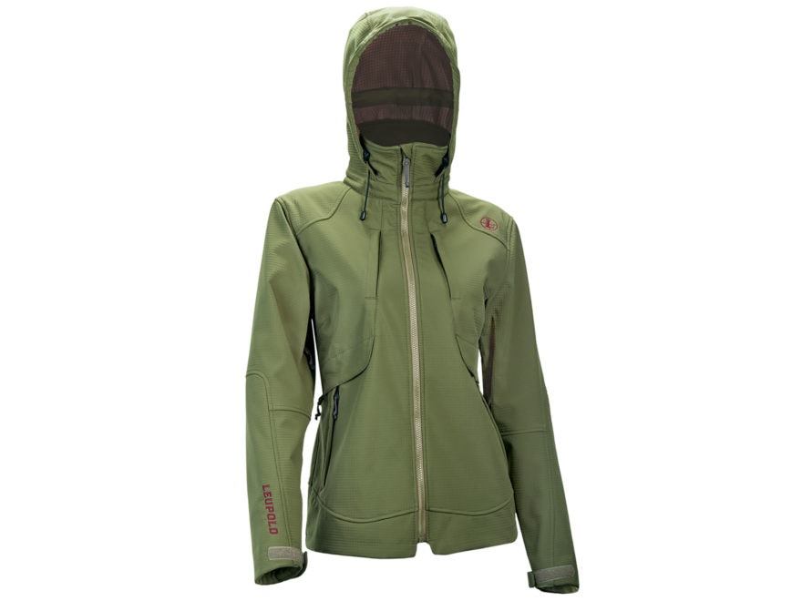 Leupold Women's Secluded Full Zip Jacket Polyester