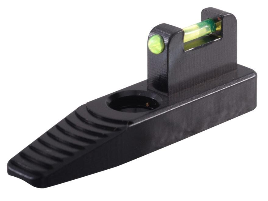 Tactical Solutions Front Sight Ruger Mark II, Mark III, 22/45 Aluminum Fiber Optic