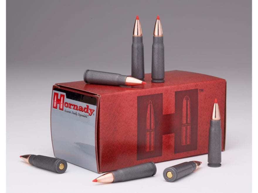 Hornady Ammunition 7.62x39mm 123 Grain SST Steel Case Box of 50
