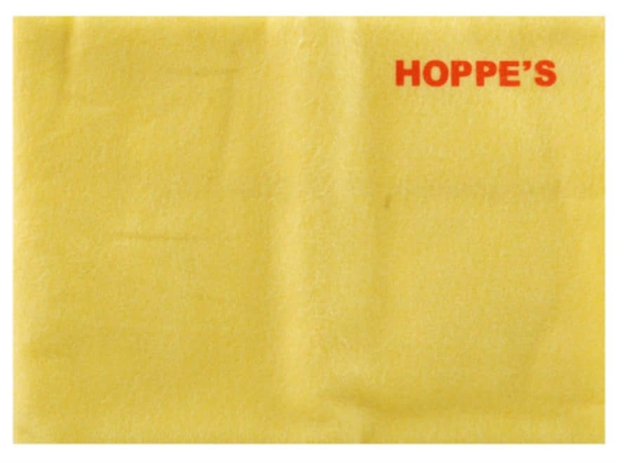 Hoppe's #9 Wax Treated Gun Cleaning Cloth