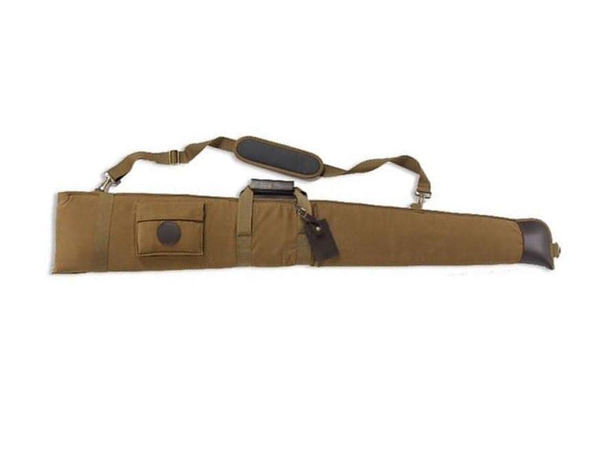 "Beretta Waxwear Shotgun Case 59"" Waxed Cotton/Leather Tan"