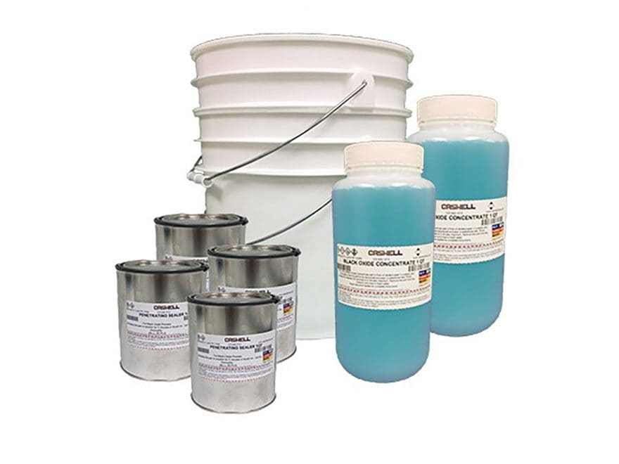 Caswell Black Oxide Kit 2.5 Gallon