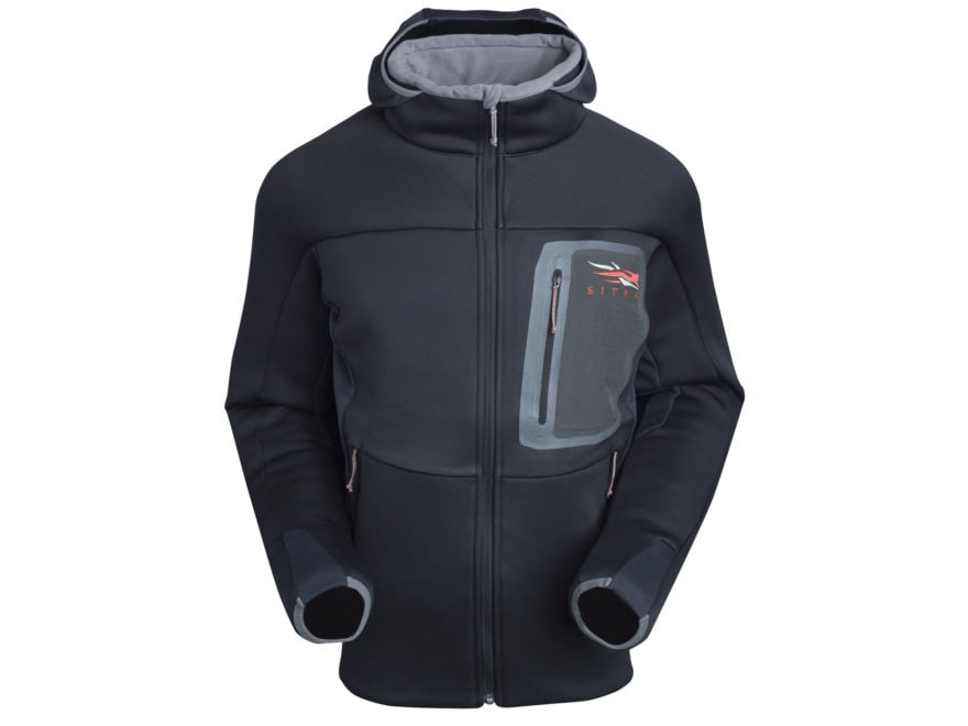 Sitka Gear Men's Traverse Cold Weather Hooded Sweatshirt Polyester