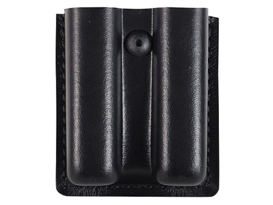 Safariland 79 Slimline Open-Top Double Magazine Pouch Springfield XD 9mm Laminate Black