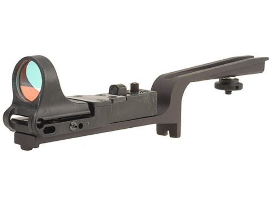C More Scout Reflex Sight 8 Moa Red Dot Ar 15 Carry Handle