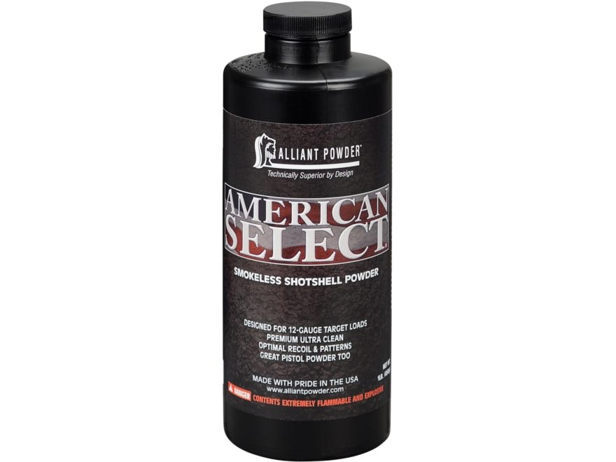 Alliant American Select Smokeless Gun Powder
