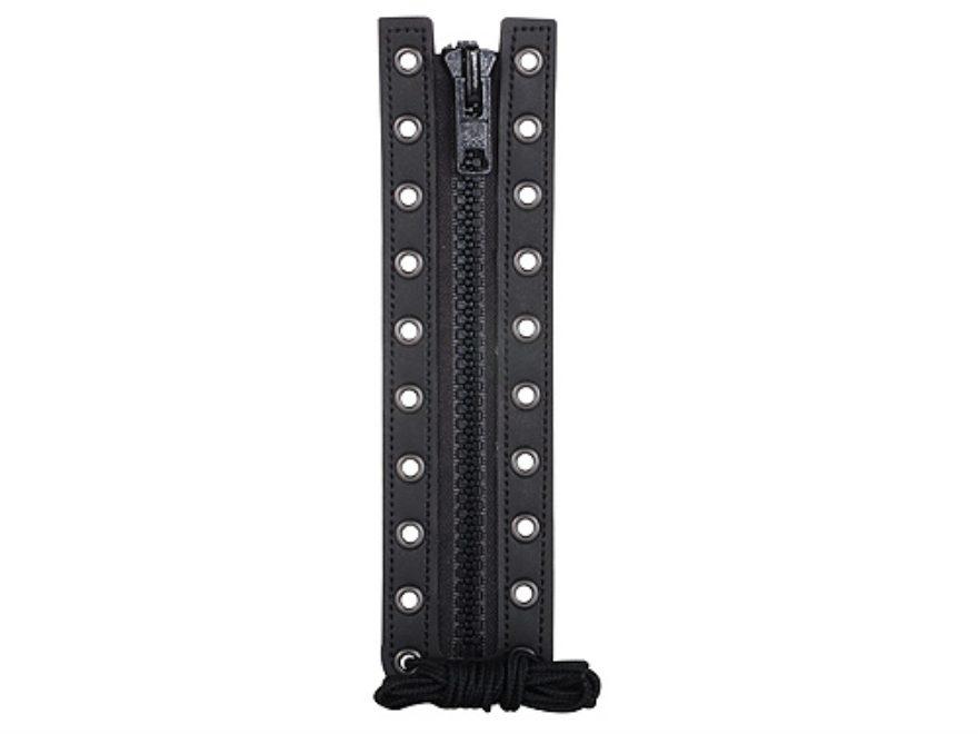 """Danner Lace-In Boot Zipper 8"""" Black"""