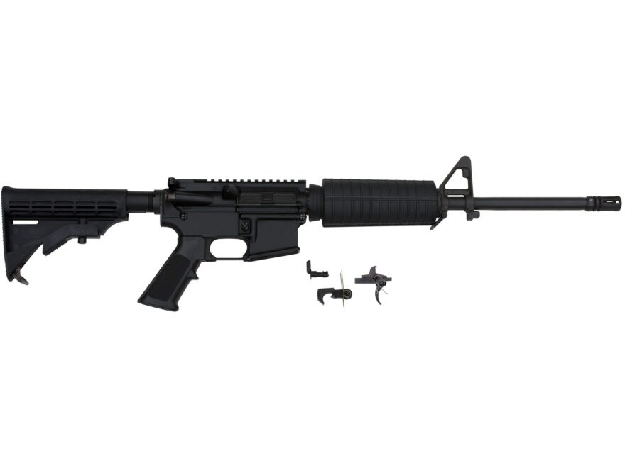 "AR-STONER AR-15 Carbine Kit with Complete Upper Assembly  7.62x39mm 1 in 10"" Twist 16"" ..."