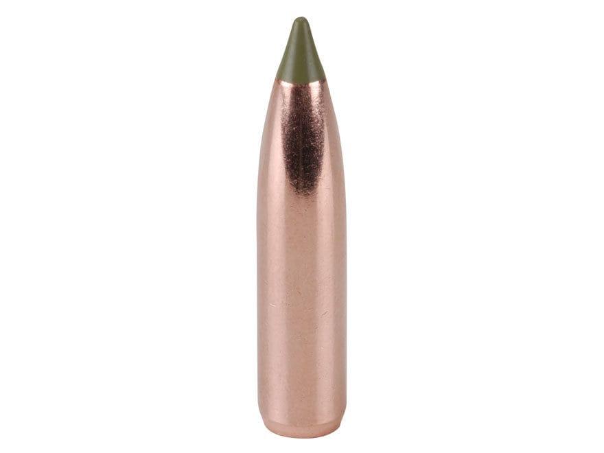 Nosler E-Tip Bullets 270 Caliber (277 Diameter) 130 Grain Spitzer Boat Tail Lead-Free B...