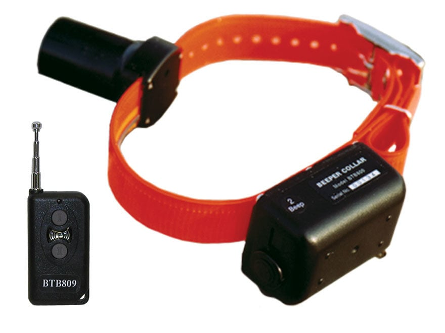 D.T. Systems Baritone Beeper Deluxe Dog Locator Collar