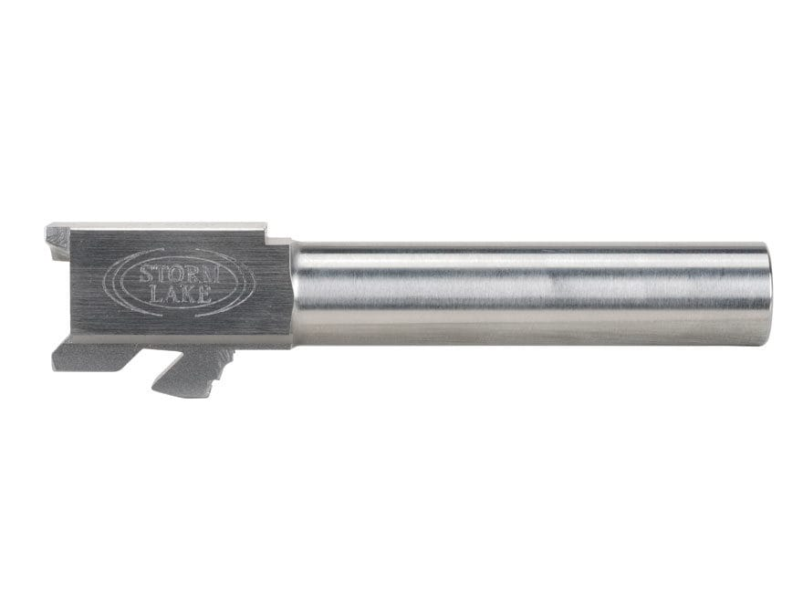 "Storm Lake Barrel Glock 23 40 S&W to 9mm Luger Conversion 1 in 16"" Twist 4.02"" Stainles..."