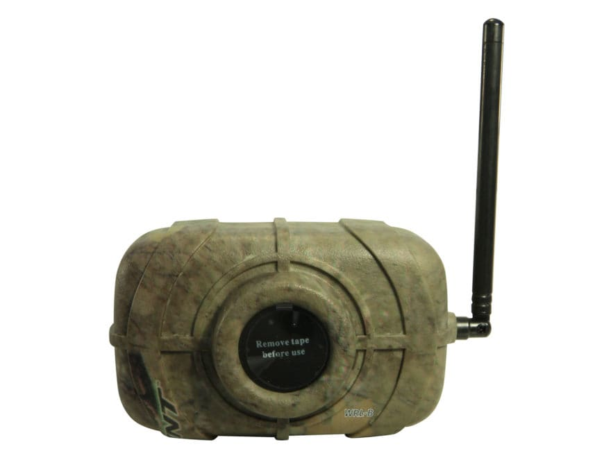 Spypoint Wireless Security Motion Detector for WRL Receiver SpyPoint Dark Forest Camo