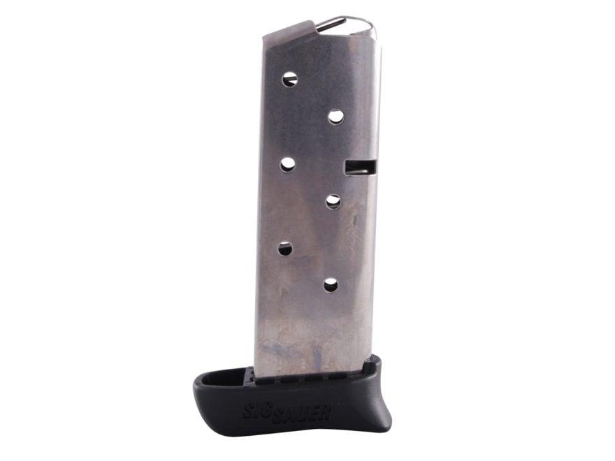 Sig Sauer Magazine Sig P238 380 ACP Stainless Steel