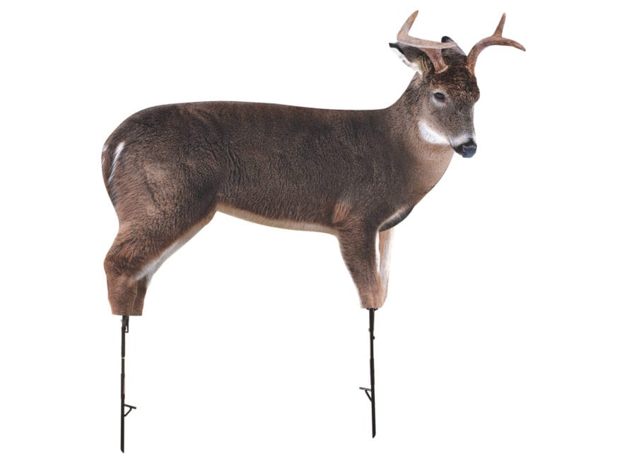 Montana Decoy The Freshman Deer Decoy Cotton, Polyester and Steel