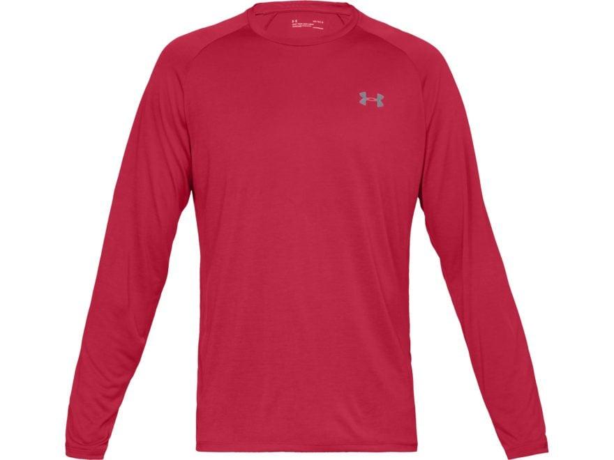 Under Armour Men's UA Tech 2.0 Long Sleeve T-Shirt Polyester
