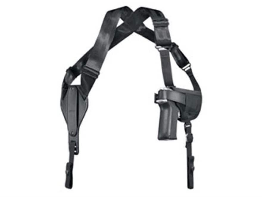 Uncle Mike's Cross Harness Horizontal Shoulder Holster