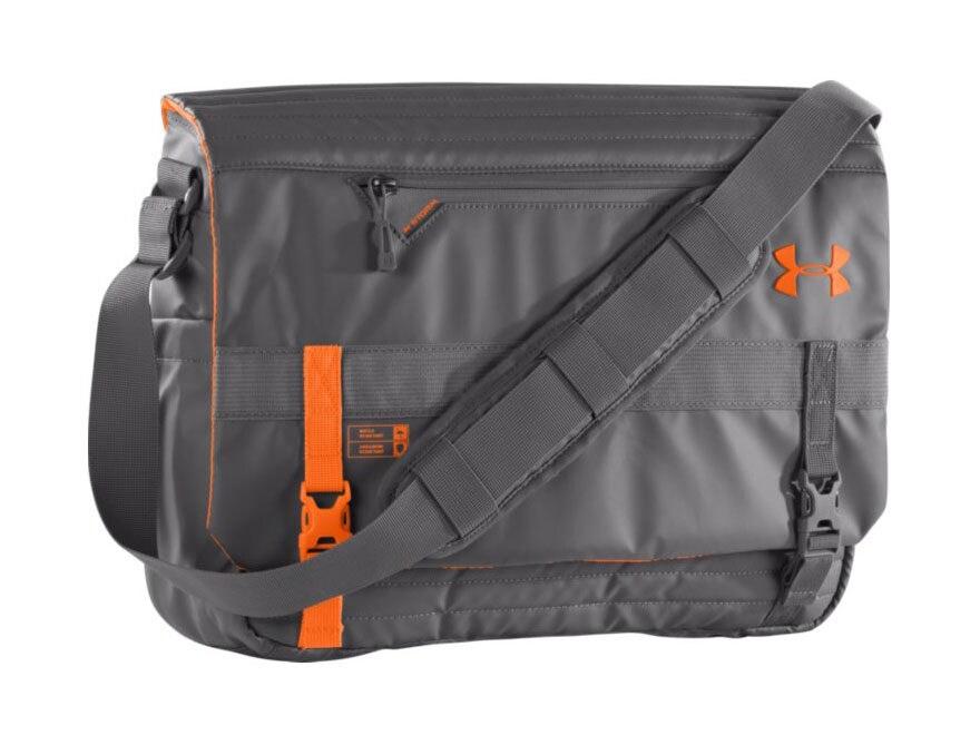 f01ae1851224 Under Armour UA VX2-T Messenger Bag Nylon Black - MPN  1248870-001