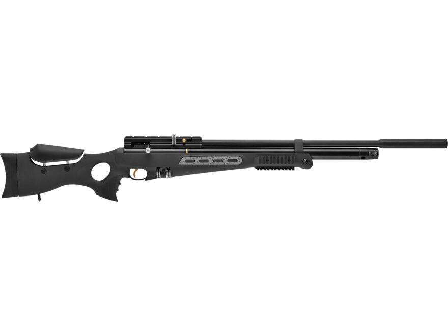 Hatsan BT6SB Elite QE PCP Air Rifle Pellet Black Synthetic Stock