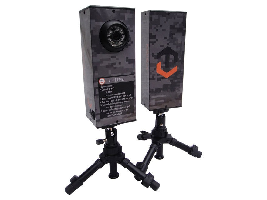 TARGETVISION LR-2 Ultra HD 1200 Yard Target Camera System with Bullet Proof Warranty
