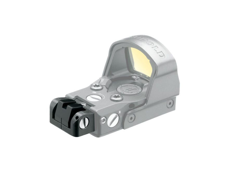 Leupold DeltaPoint Pro Rear Iron Sight Matte