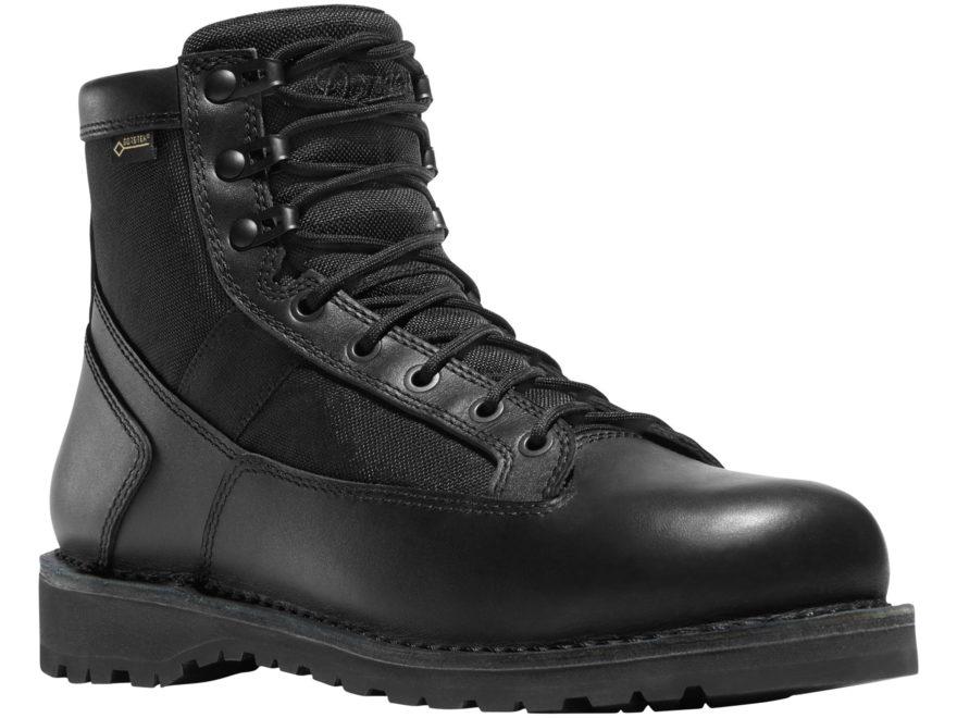 "Danner Stalwart 6"" GORE-TEX Tactical Boots Leather/Nylon Black Men's"