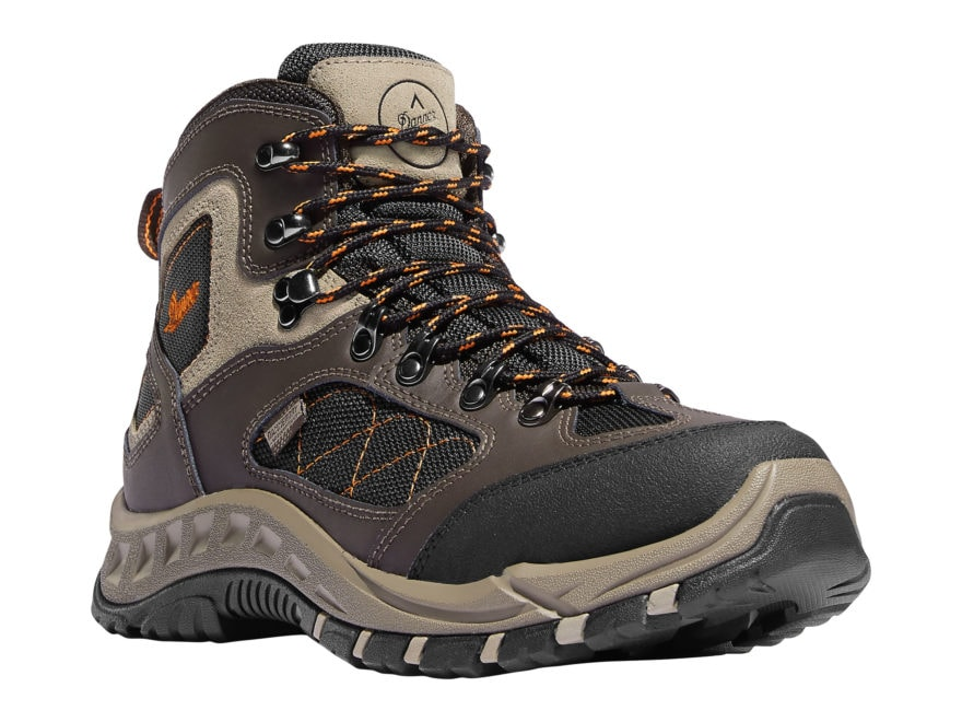 "Danner TrailTrek 4.5"" Waterproof Hiking Boots Leather and Nylon Men's"