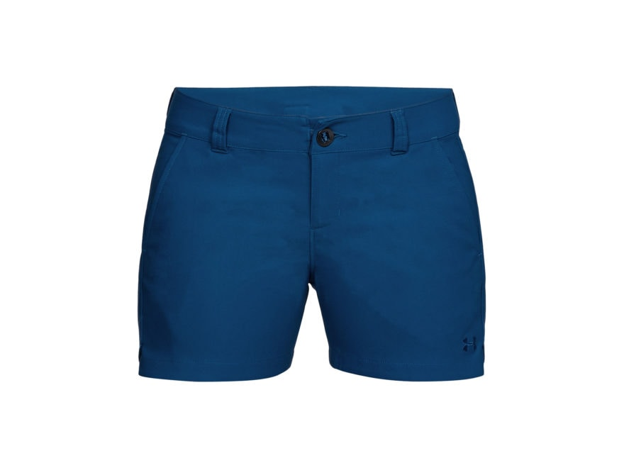 "Under Armour Women's UA 4"" Inlet Shorts Polyester"