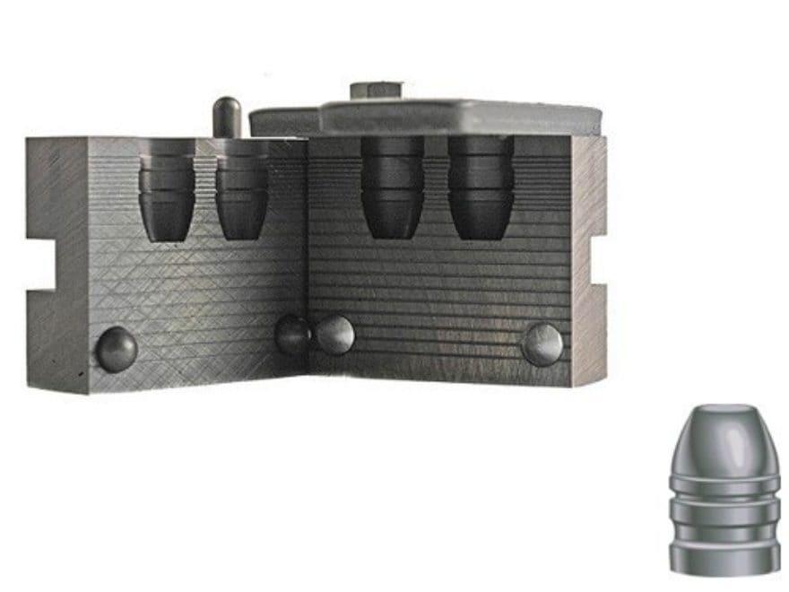 RCBS 2-Cavity Bullet Mold 44-200-FN 44 Caliber (428 Diameter) 200 Grain Flat Nose