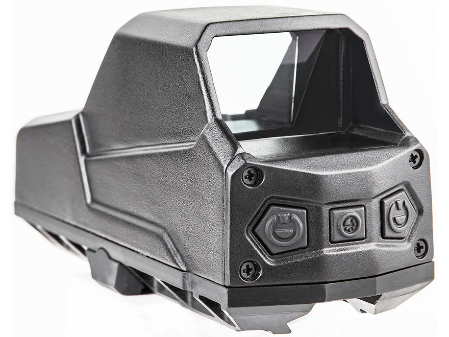 Hartman MH1 Reflex Red Dot Sight with 2 MOA Dot with Single Quick Detach Locking Lever