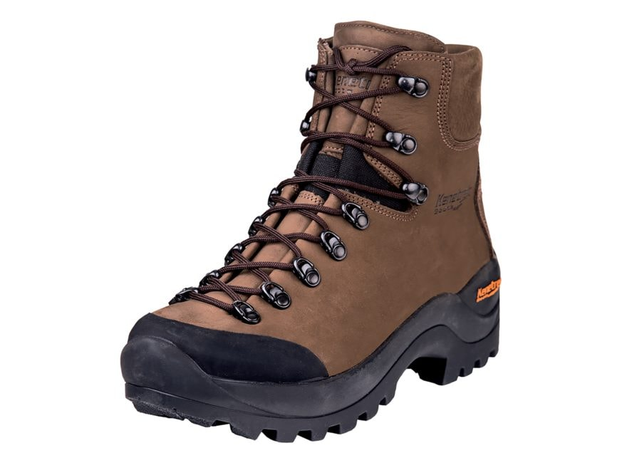 "Kenetrek Desert Guide 7"" Hunting Boots Leather Brown"