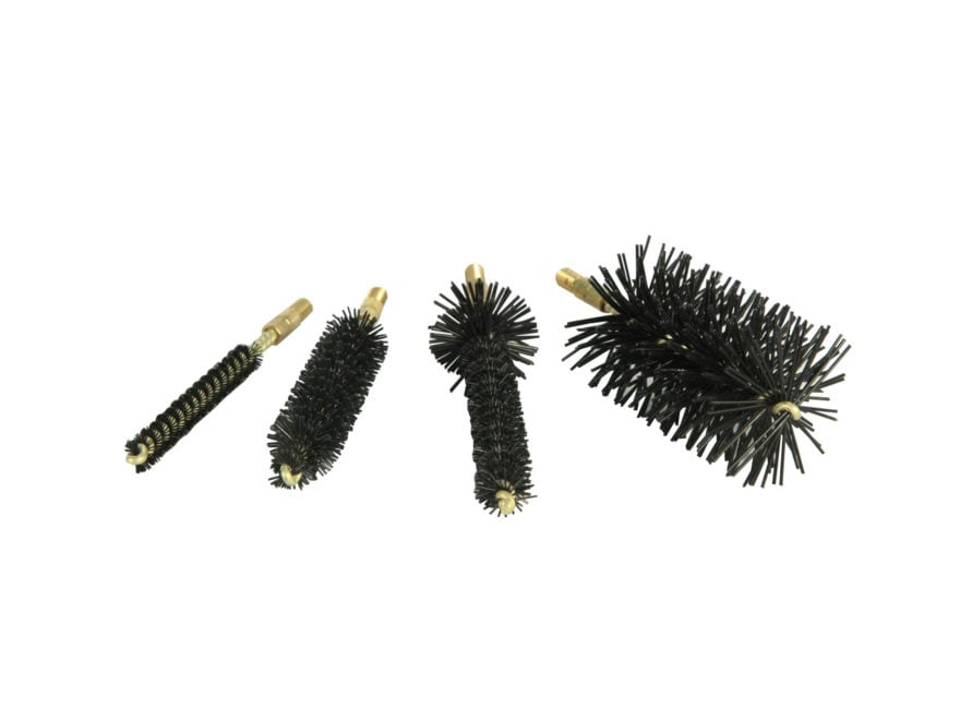 Pro-Shot Total Fouling Removal Kit AR-10 , LR-308 Rifle Brush 8 x 32 Thread Set of 4 He...