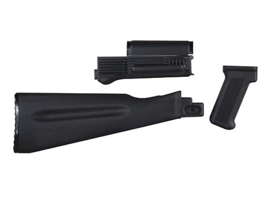Arsenal Inc Complete Buttstock Handguard Set Nato Length Ak 47 Ak 74
