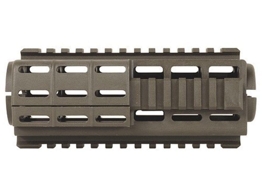 TAPCO Intrafuse Handguard Quad Rail AR-15 Carbine Length Synthetic