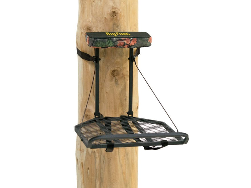 Rivers Edge Big Foot XL Classic Hang On Treestand Steel