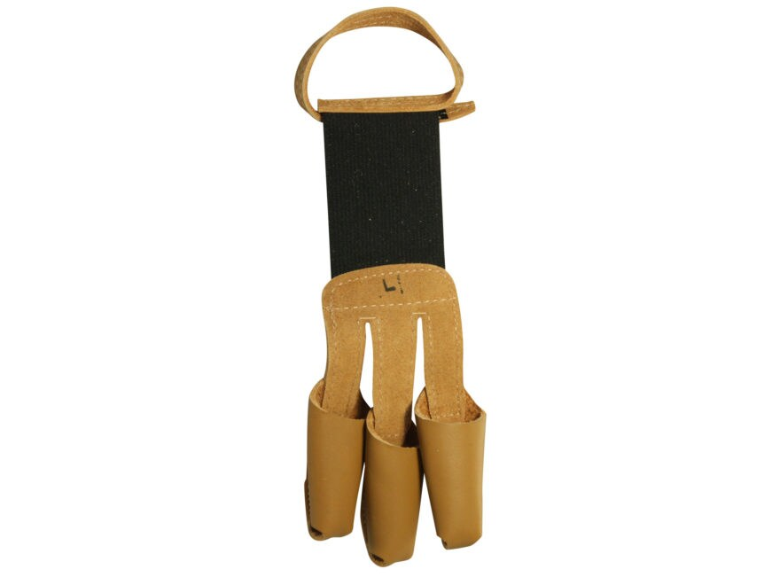 Bear Archery Orginal Fred Bear Leather Shooting Glove