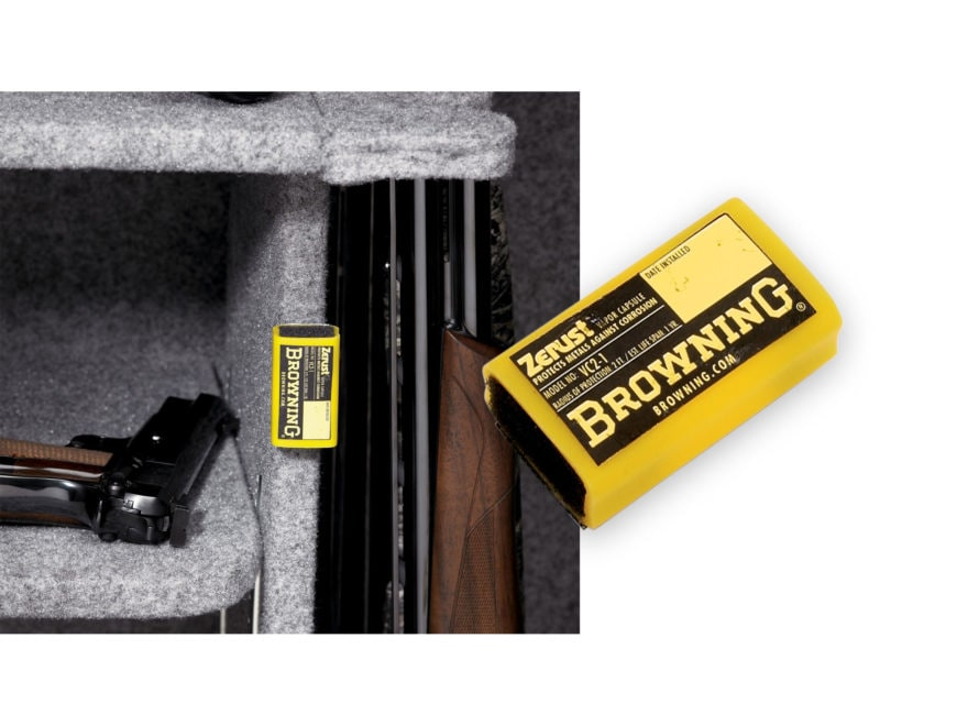 """Browning Zerust Protectant (Protects Standard Safes up to 30"""" Wide)"""