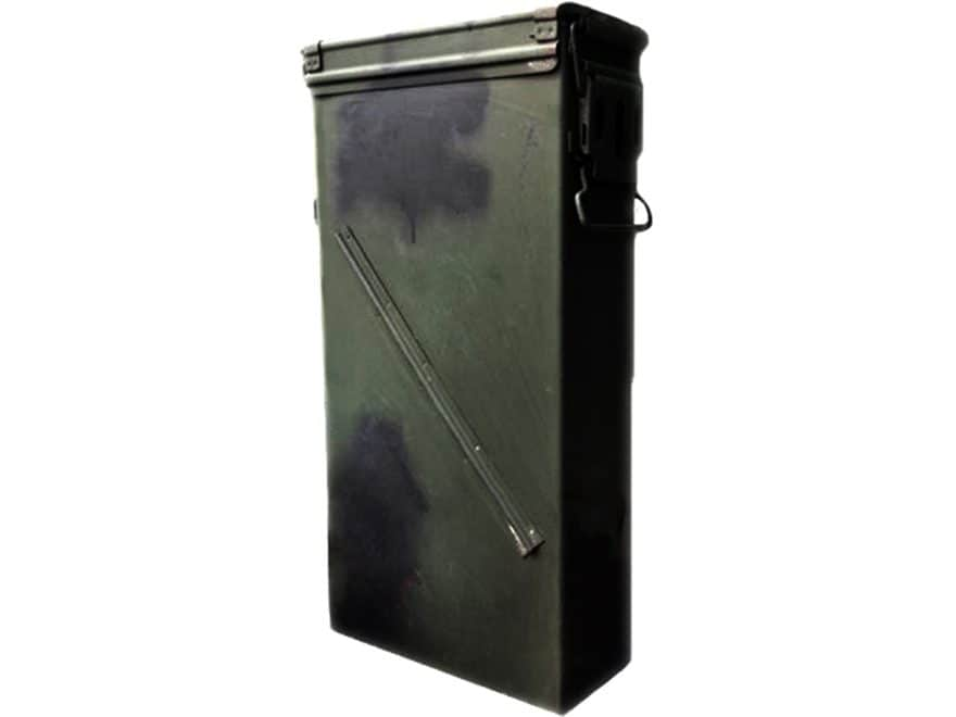 Military Surplus Ammo Can Tall 81mm Mortar