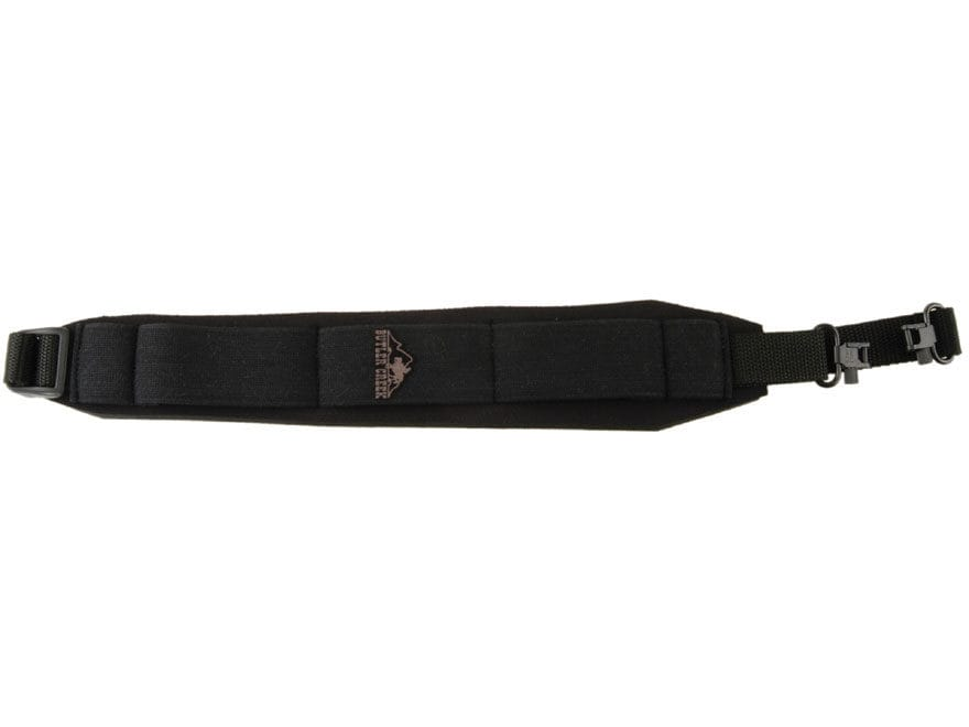 Butler Creek Comfort Stretch Sling with Sewn-In Swivels Neoprene