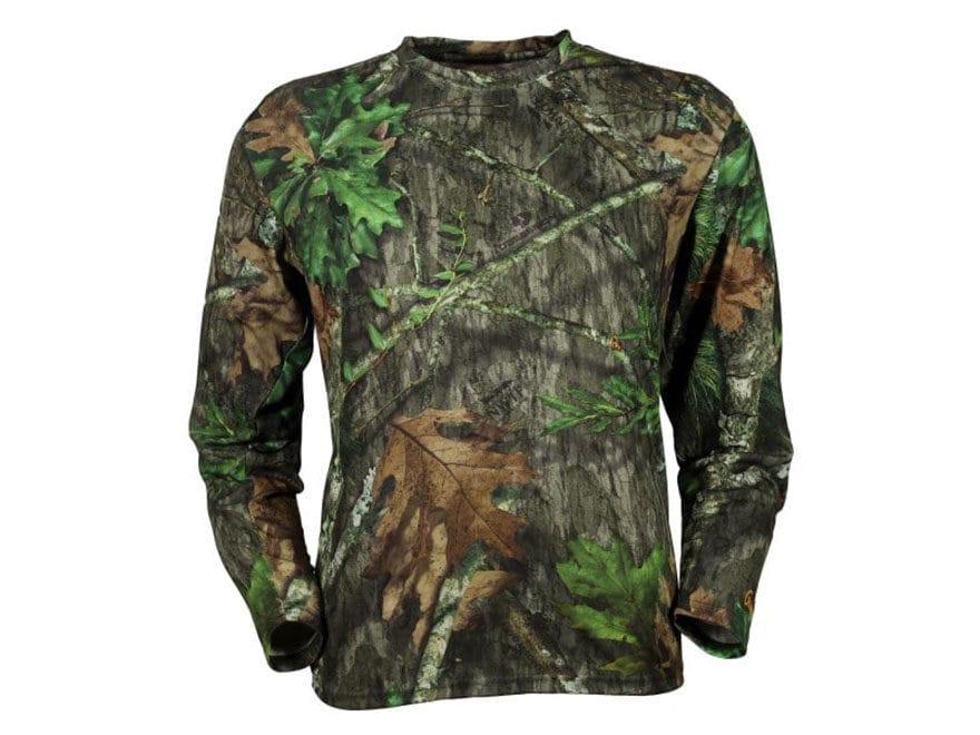 Gamehide Men's Elimitick Tech T-shirt Long Sleeve Polyester