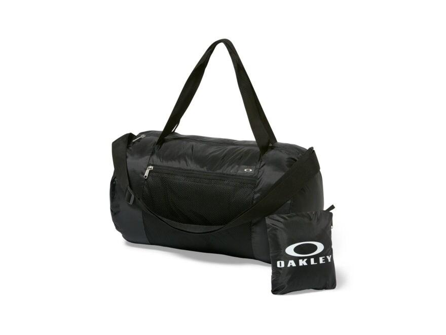 Oakley Packable Duffel Bag Blackout