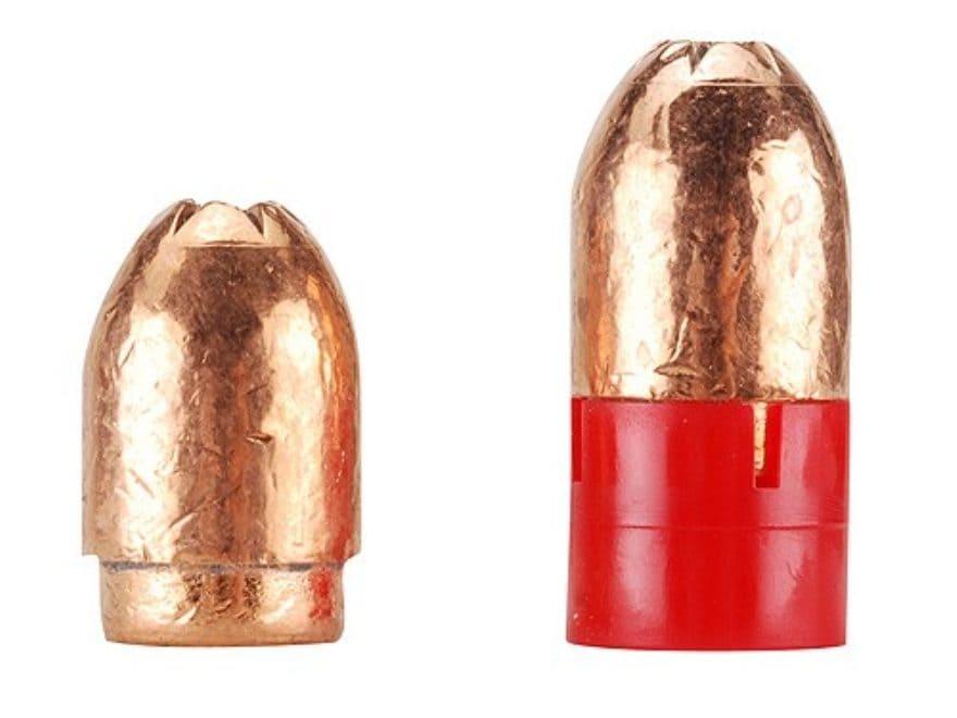 Harvester Muzzleloading Sabertooth Bullets 50 Caliber Belted 350 Grain Hollow Point Box...