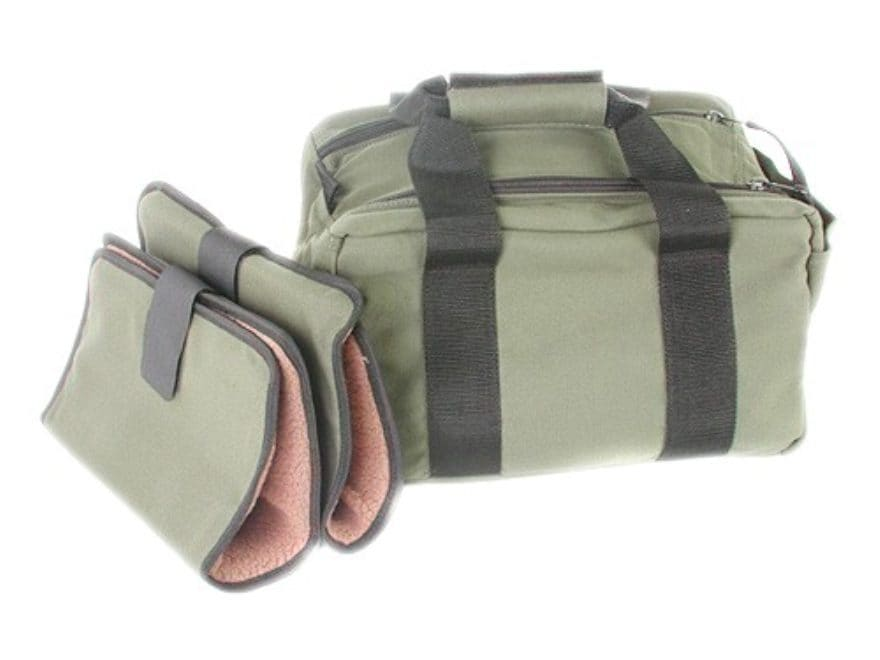 Allen Shooter S Carry All Range Bag Canvas Green