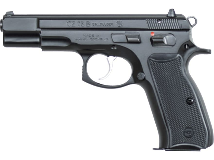 "CZ 75-B Pistol 4.6"" Barrel"