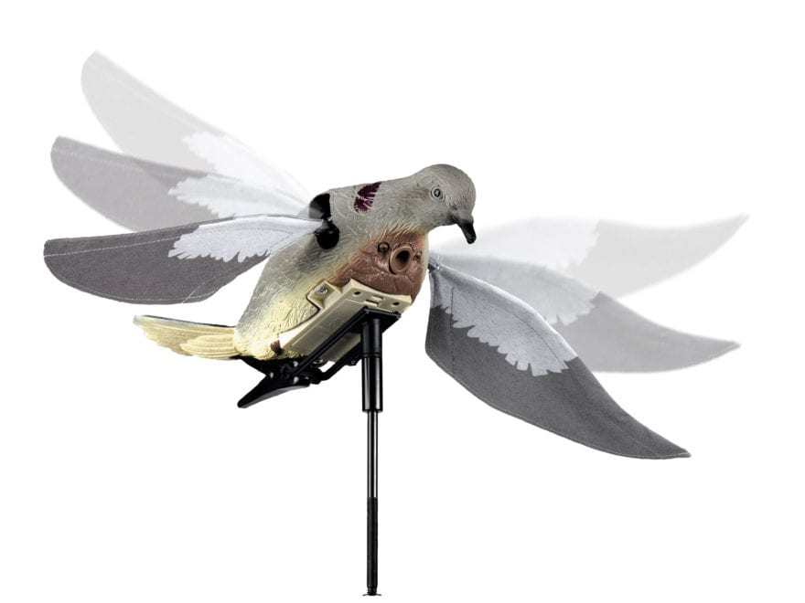 Lucky Duck Rapid Flyer Motion Dove Decoy