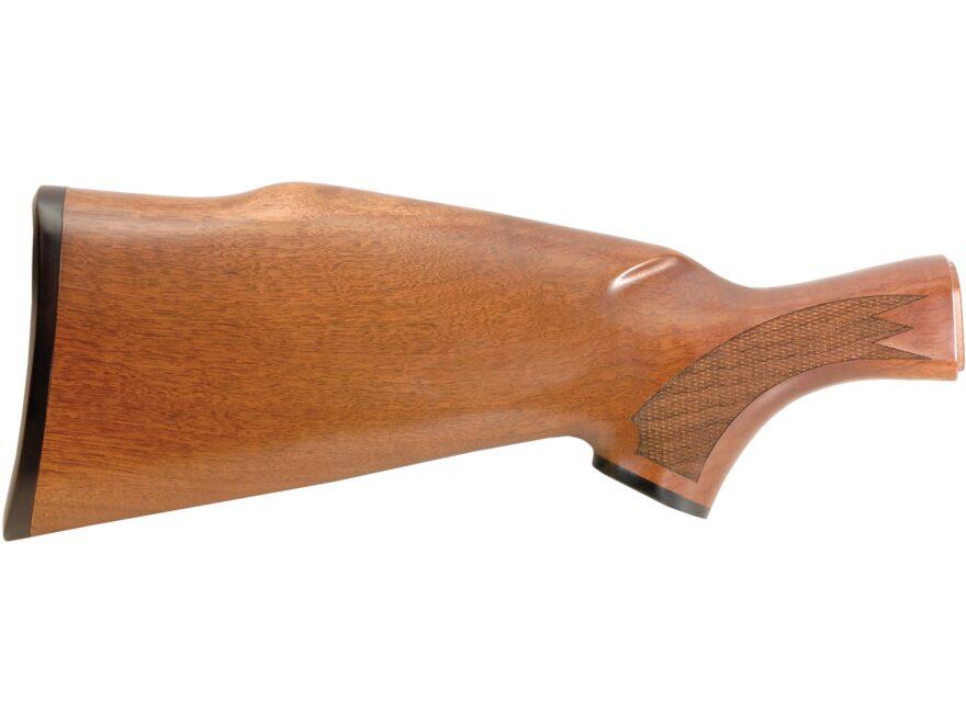 Remington Monte Carlo Buttstock Remington 4, 6, 7400, 7600 Cut Checkering Satin Walnut ...